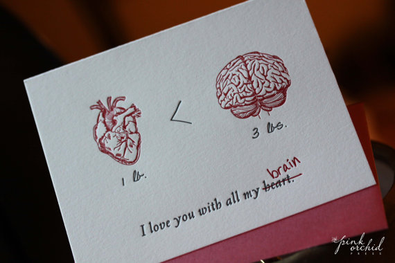 Physiologist VDay Card